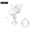 Светодиодный светильник HELIOS 6V