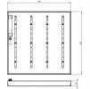 Светодиодный светильник ССВ 26-3100-А-850-Д90